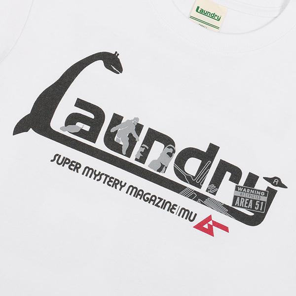 ロゴTシャツ | WHITE